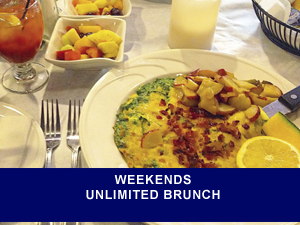Austin's Weekend Brunch